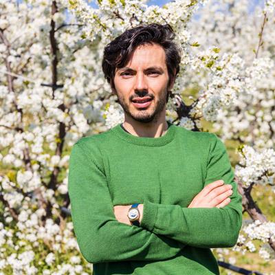 Manuel D'Elpidio Podere Francesco Abruzzo