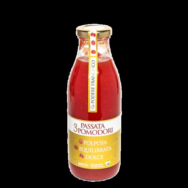 Passata Pomodoro Podere Francesco Abruzzo